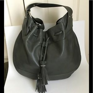 Kenneth Cole Leather Shoulder Bag